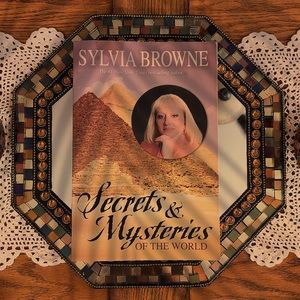 NEW Sylvia Browne Secrets & Mysteries of the World